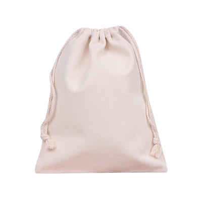Custom Natural Cotton String Bags for Storage Food Suppliers