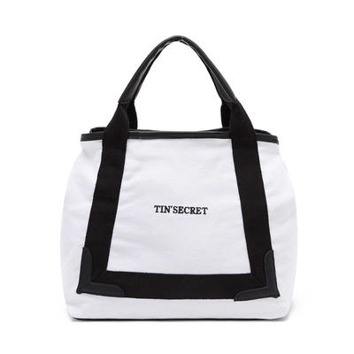 Custom Foldable Reusable Canvas Shopping Bags Manufacturers